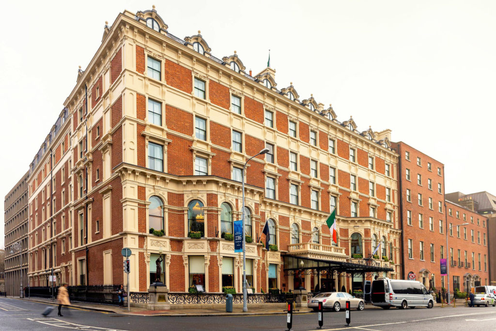 The Shelbourne Hotel, interior refurbishment