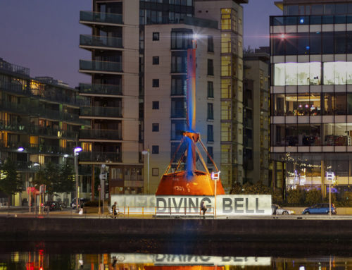 Diving Bell, Sir John Rogerson's Quay, Grand Canal Dock, Dublin 2