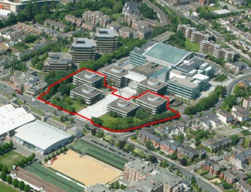 AIB Development Site, Merrion Road, Ballsbridge, Dubin 4