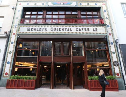 Bewley's Grafton Street, Dublin 2