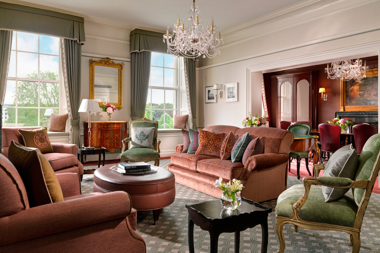 Shelbourne Hotel, Princess Grace Suite