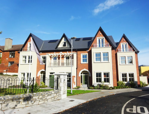 Completed Residential Development