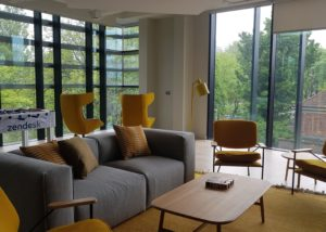 Zendesk EMEA HQ 55 Charlemont Place, Dublin 2