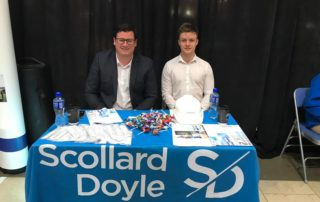 CIT Careers Fair 2018 Rory O'Farrell
