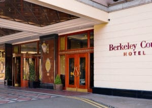 Berkeley Court Hotel, Scollard Doyle, Project Management