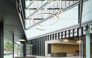 Avolon Double Height Atrium Fit-Out Awards 2018