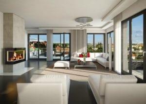 Kajetanka Apartment Developments, Prague, Czech Republic, Scollard Doyle, Project Management
