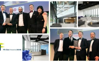 Avolon Winner Large Office Fit-Out Awards 2018