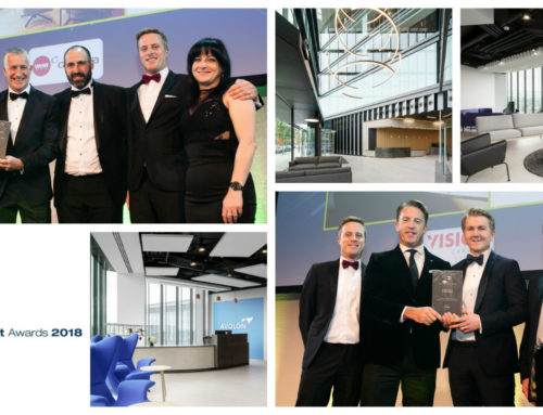 Winner at 2018 Fit-Out Awards