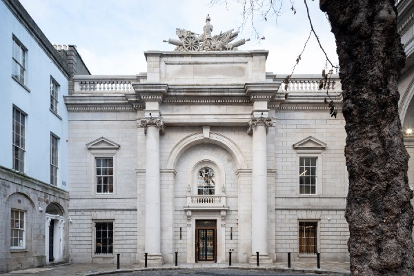 Irish Stock Exchange Refurbishment Scollard Doyle construction consultants