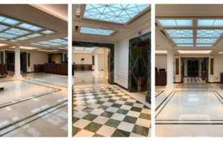 Shelbourne's Refurbished Lobby