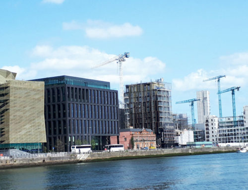 Dublin Landings, 70,000 sq m mixed use development