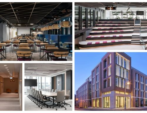 AIB HQ Shortlisted 2019 Fit-Out Awards