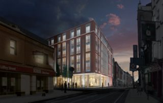 Motel One Dublin Cost Managers Scollard Doyle