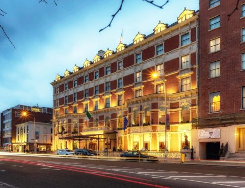 Shelbourne Hotel works complete