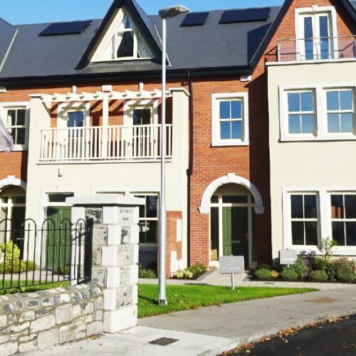 Terenure Gate Scollard Doyle residential cost managers