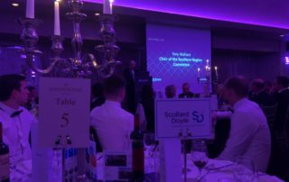 Maryborough Hotel Cork SCSI Dinner 2019