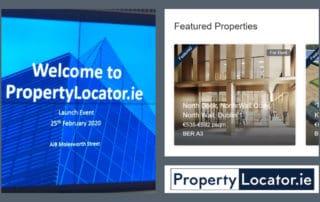PropertyLocator Launch