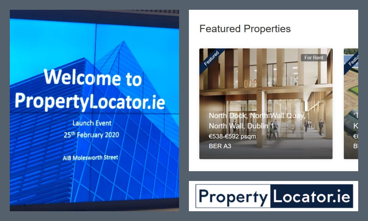 PropertyLocator Launch