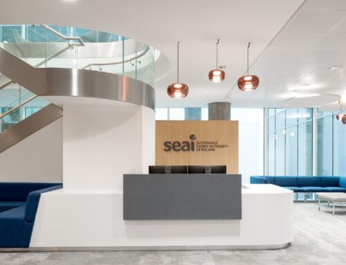 SEAI, Three Park Place, Hatch Street, Dublin 2