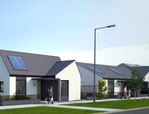 Clúid and South Dublin County Council residential project