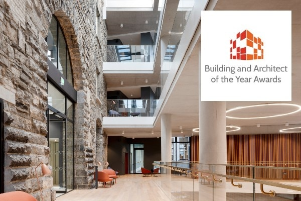 ISE Winner Building of the year 2021