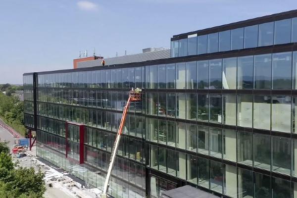 Belfield Office Park Dublin 4 Video
