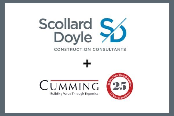 Scollard Doyle Merge with Cumming Group 2021